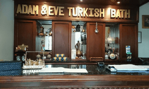 Adam and Eve Turkish Bath, Liverpool