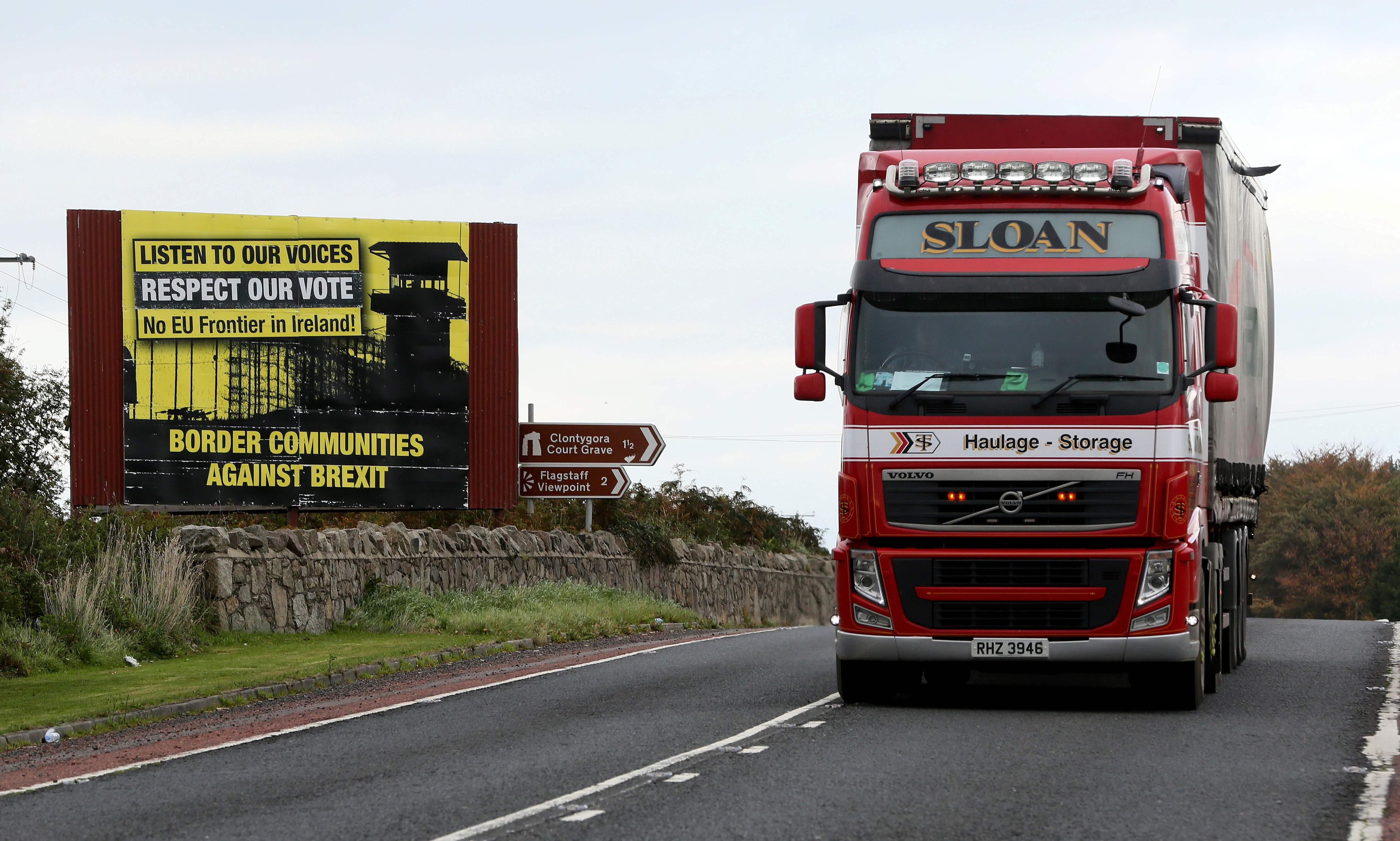 Northern Ireland: calls for UK to agree 'human rights backstop'
