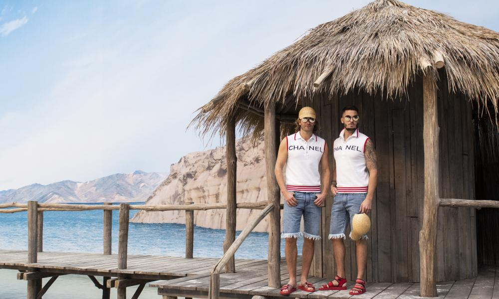 Chanel lifeguards
