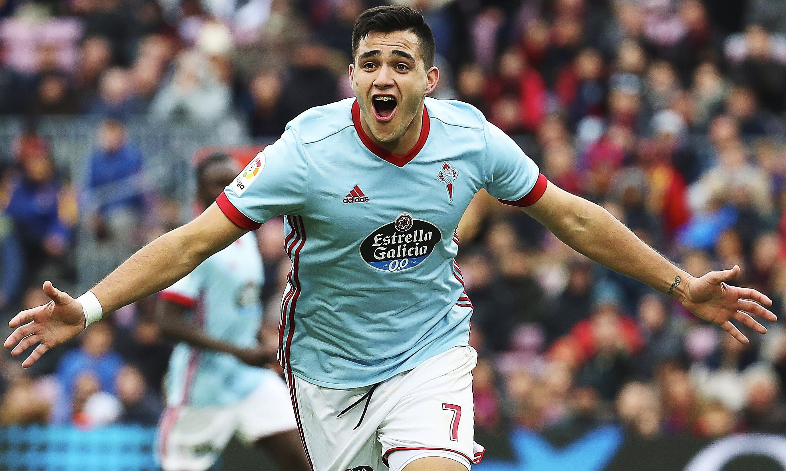 West Ham fear missing out to Valencia in race for Celta Vigo's Maxi Gómez