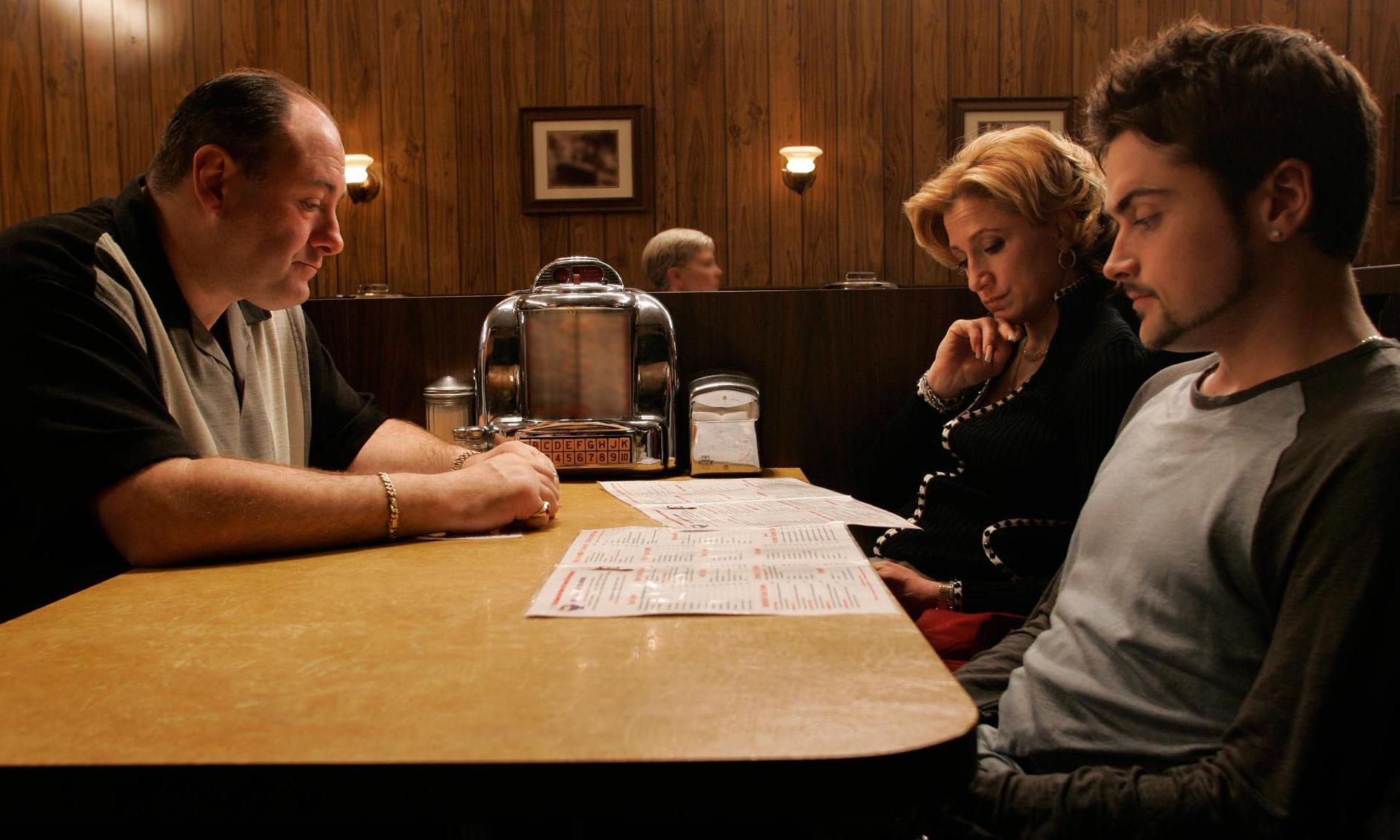 Hate the Sopranos finale? You're not a real fan of the series