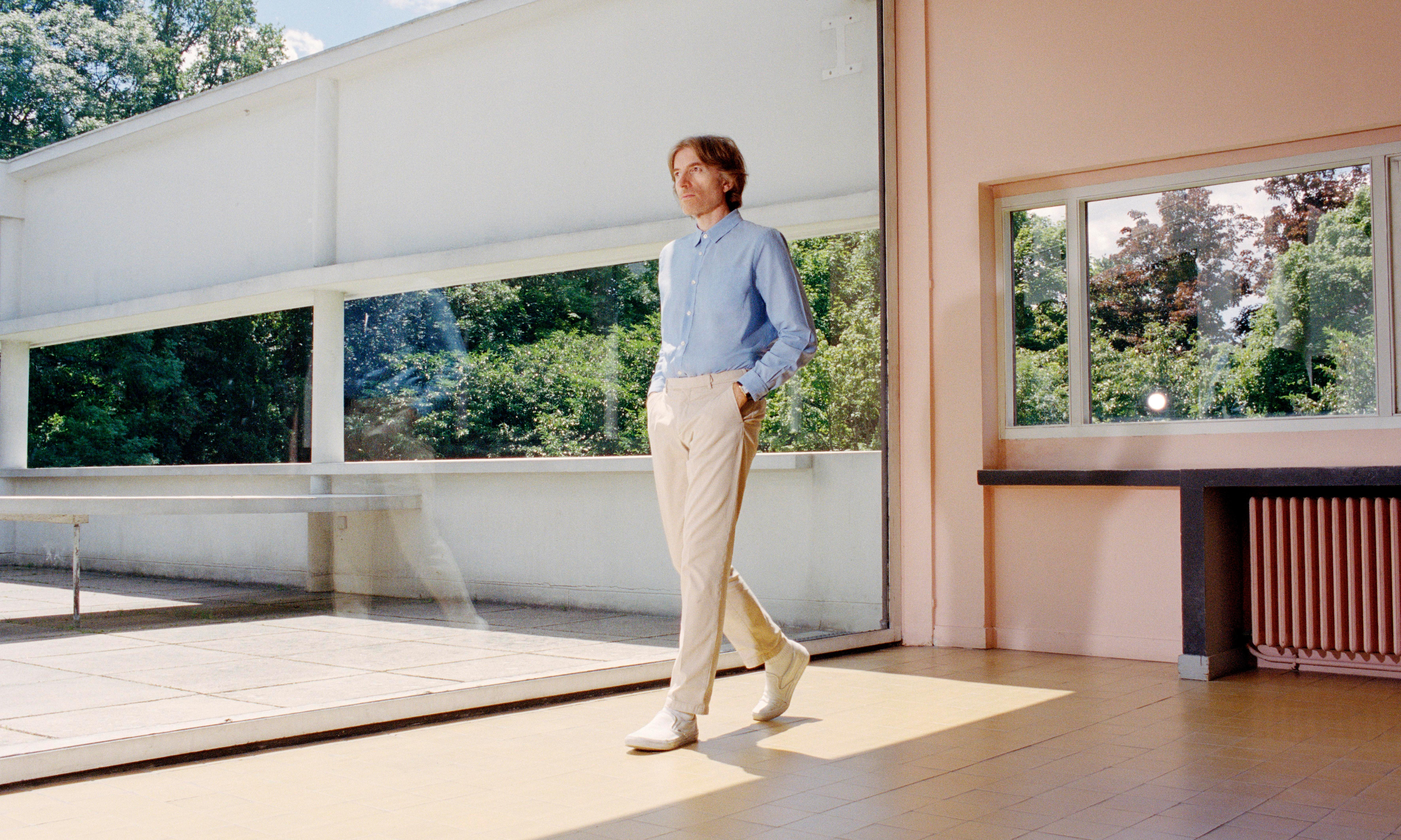 Nicolas Godin: Concrete and Glass review