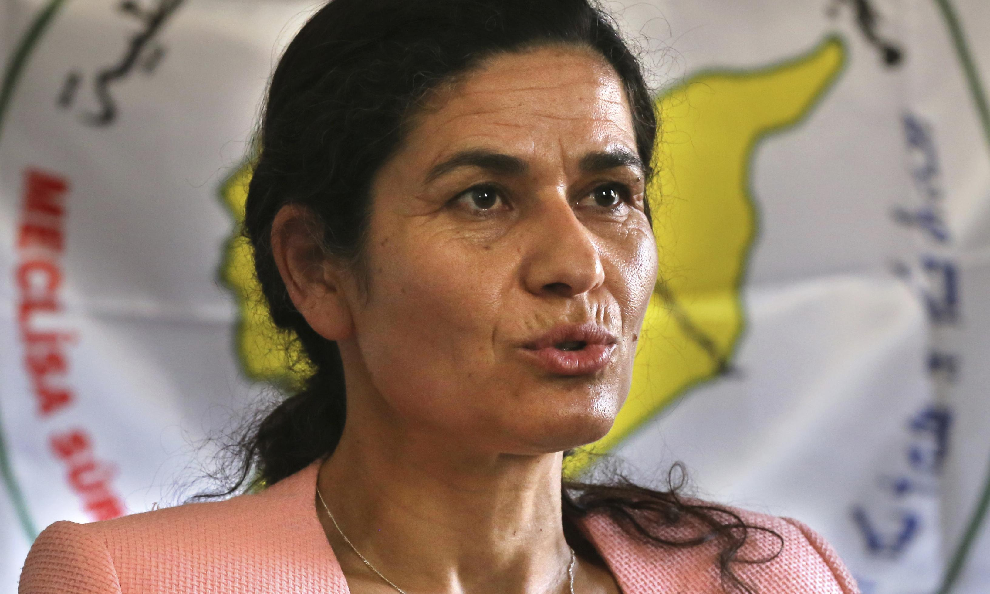 Syrian Kurdish leader calls for international force to protect Kurds