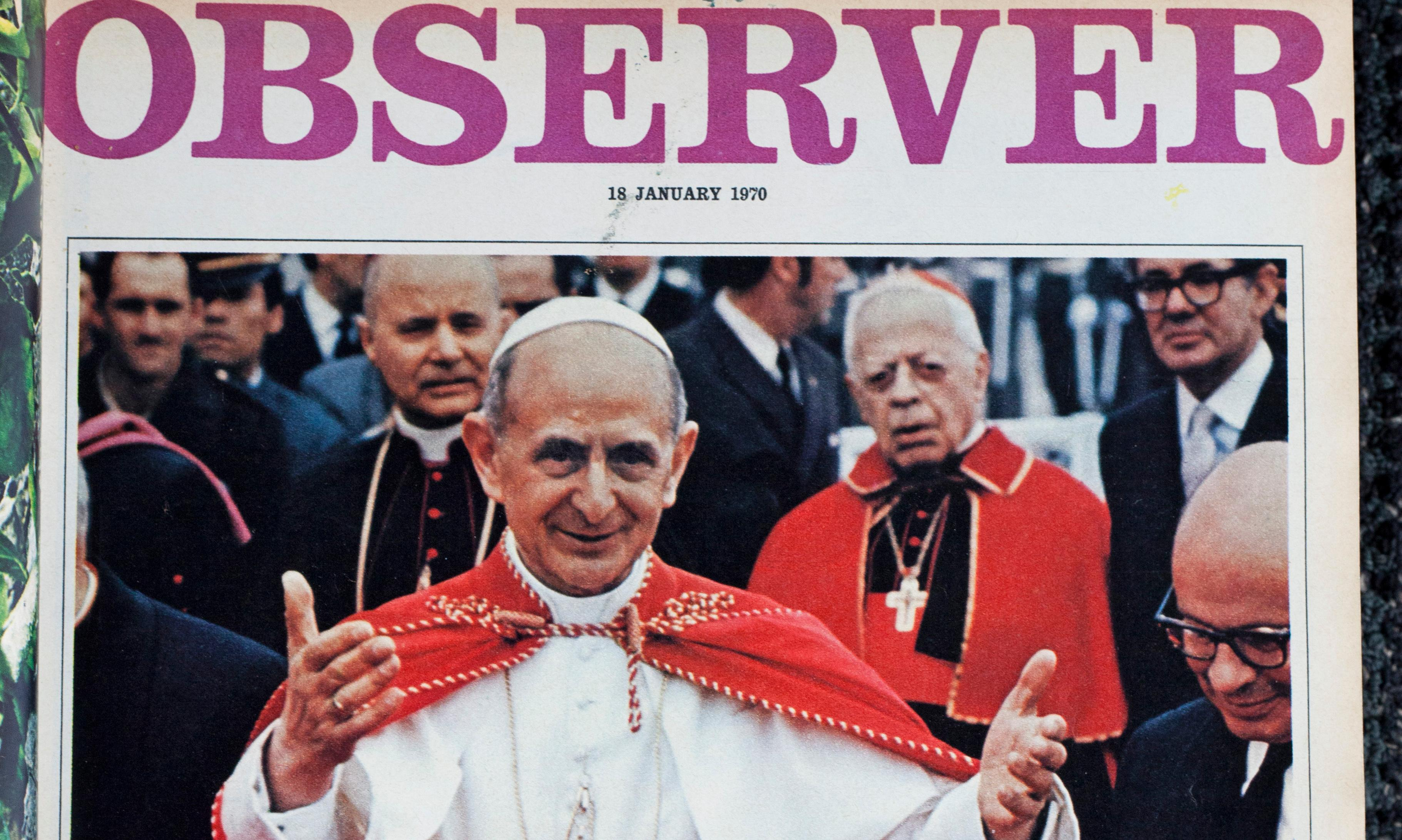 From the archive: What would you do if you were Pope?