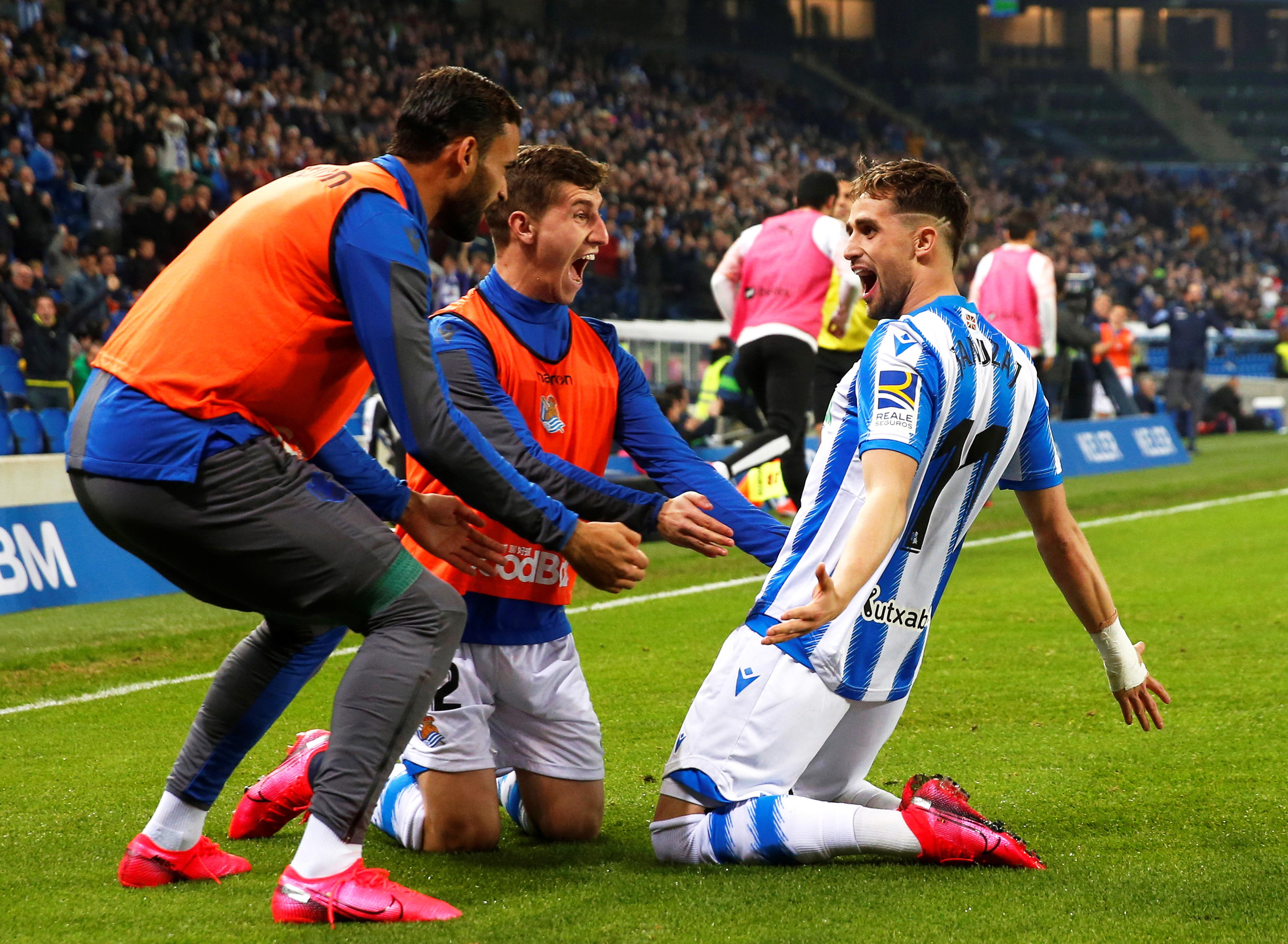 How Real Sociedad thrashed a third-division team 8-0 but won their hearts