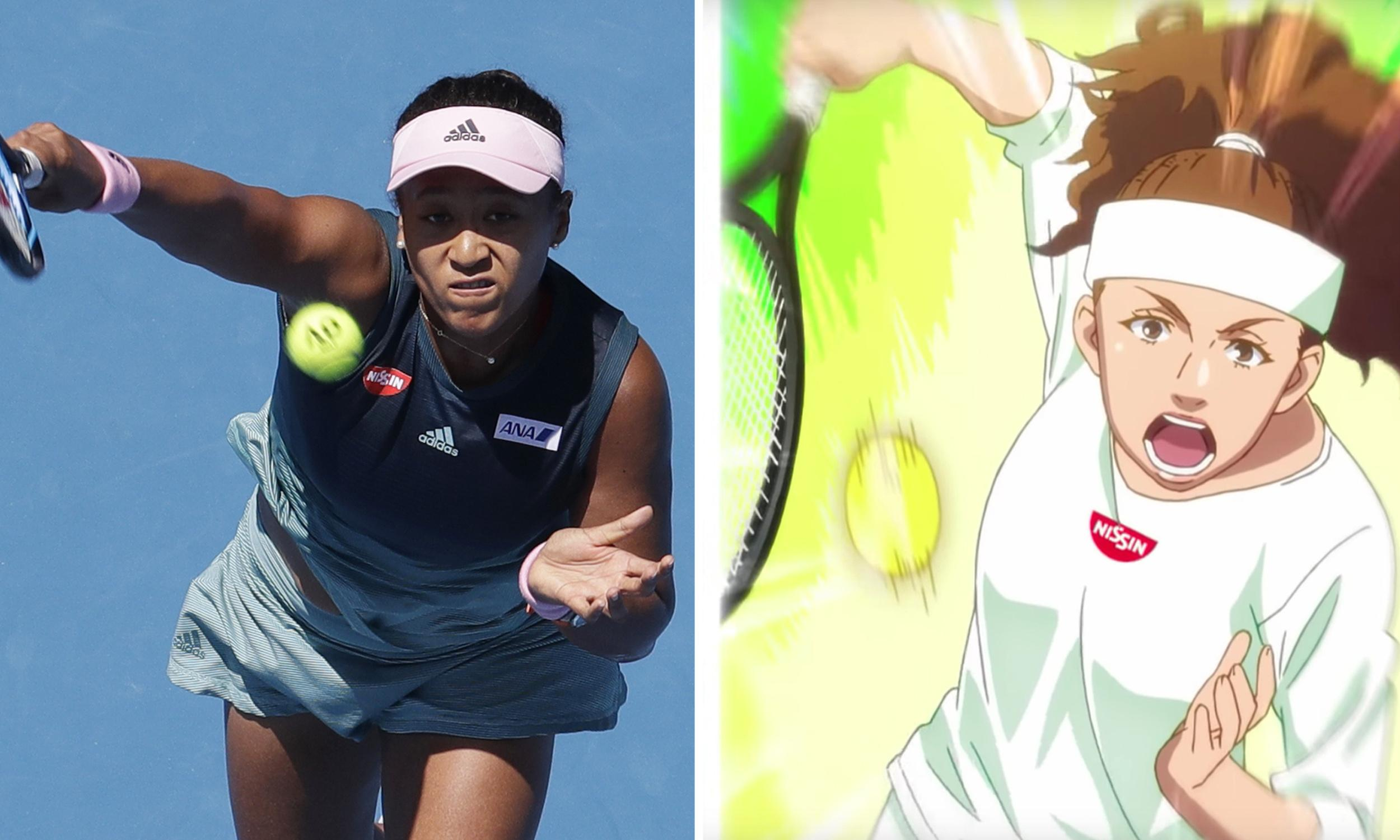 Naomi Osaka sponsor apologises for 'whitewashing' tennis star in ad