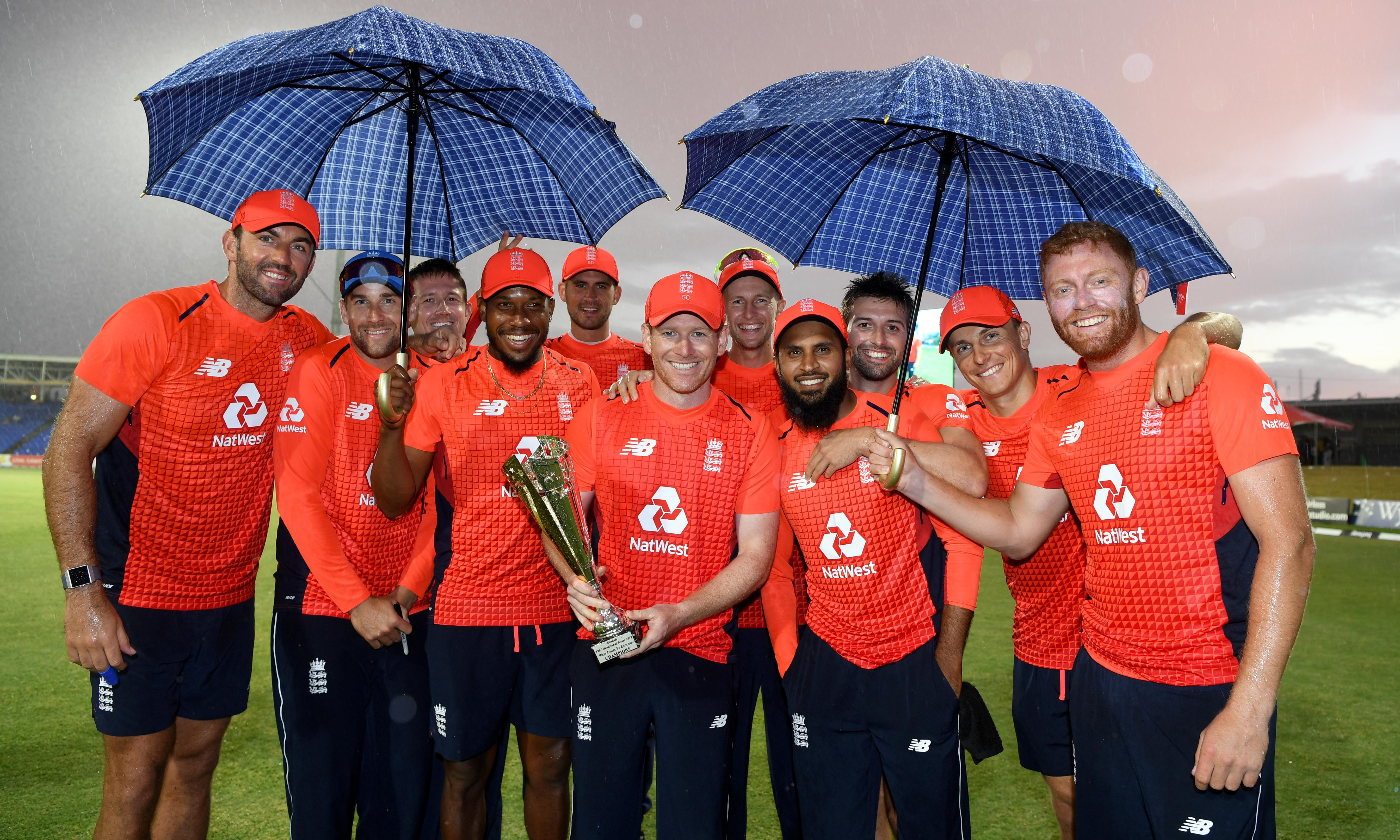 Willey and Wood skittle West Indies as England complete T20 whitewash