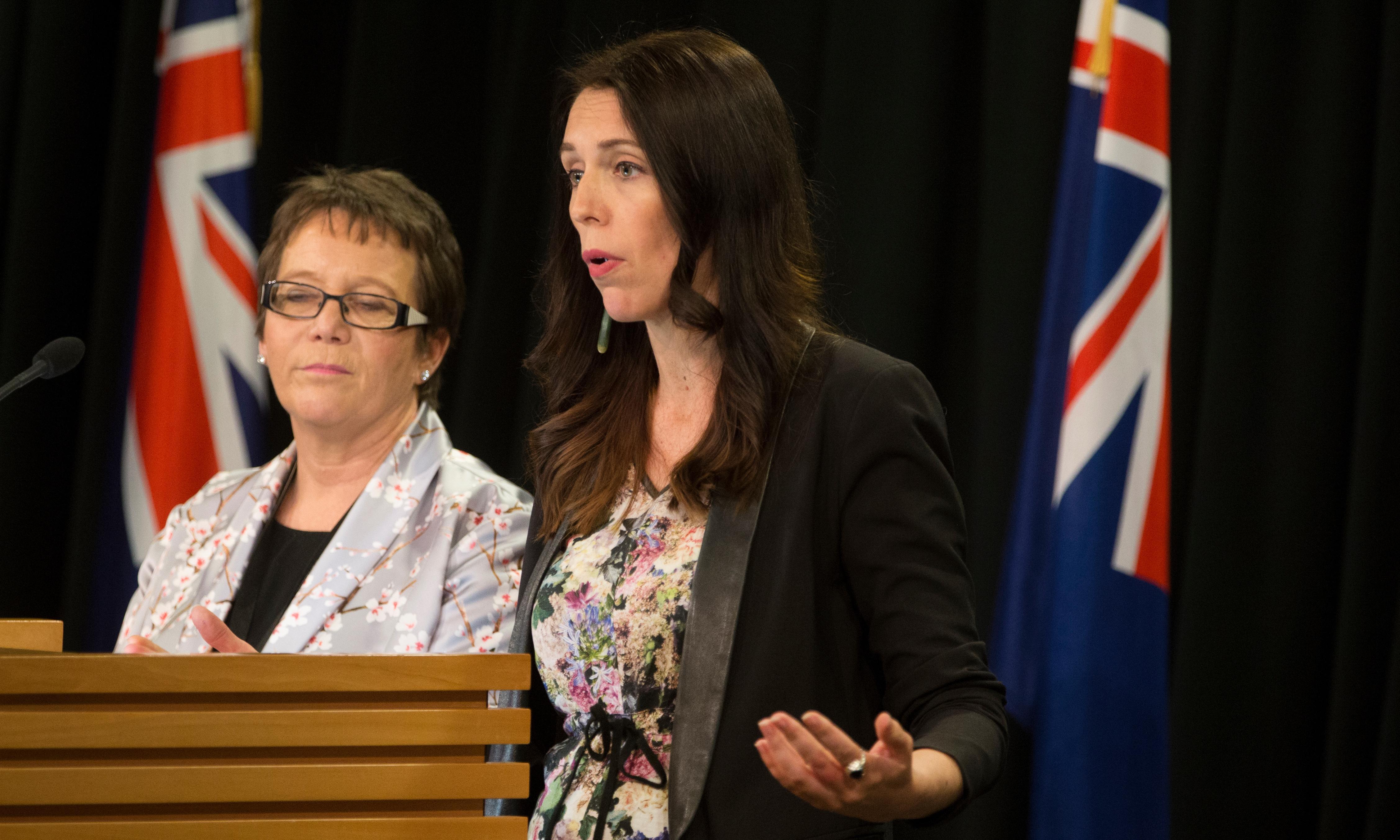 Jacinda Ardern disputes reports of diplomatic tensions with China