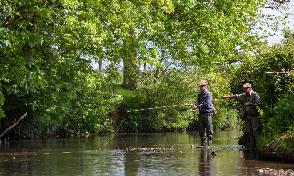 Fly Fishing in Devon