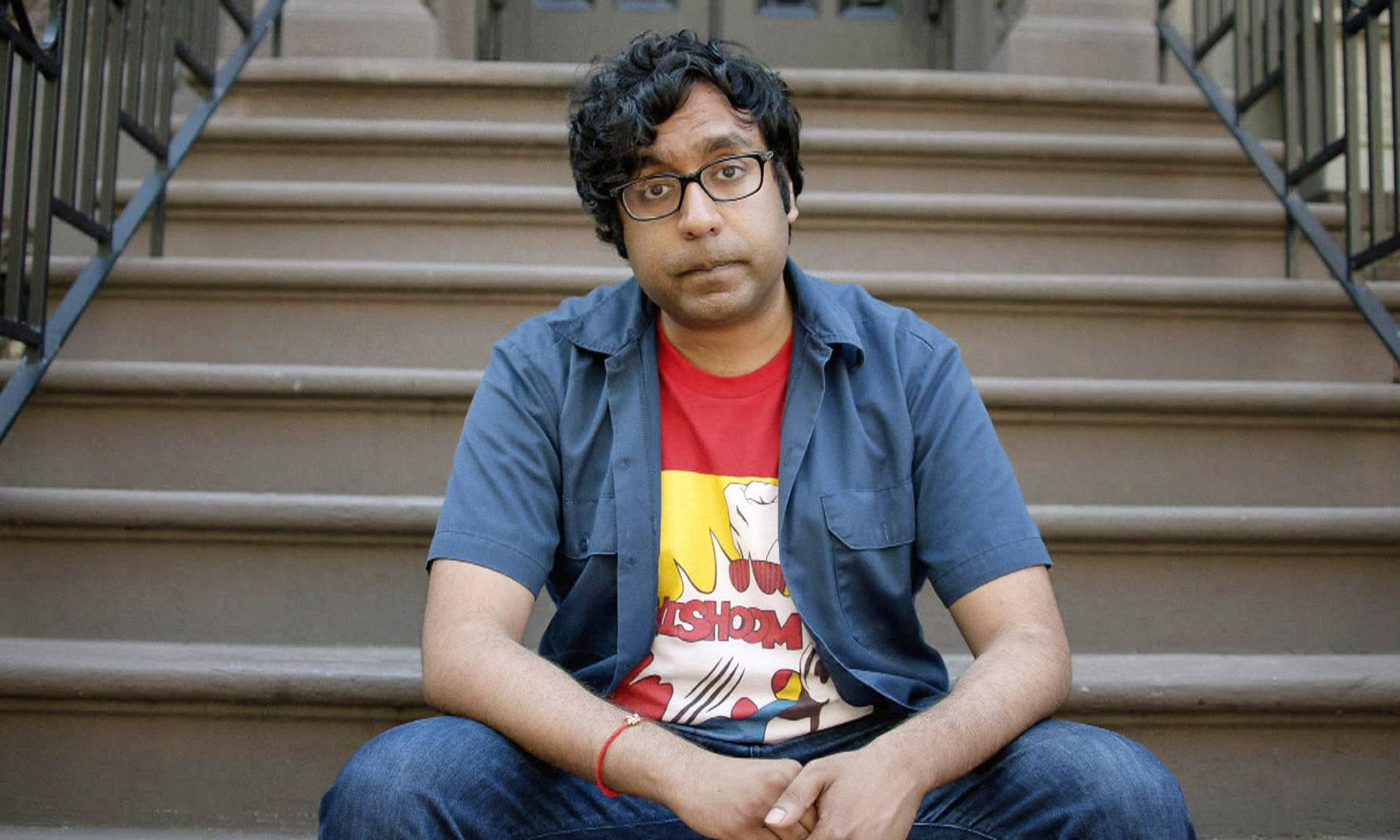 Hari Kondabolu: 'I've had death threats. I've unified a continent in hatred of me'