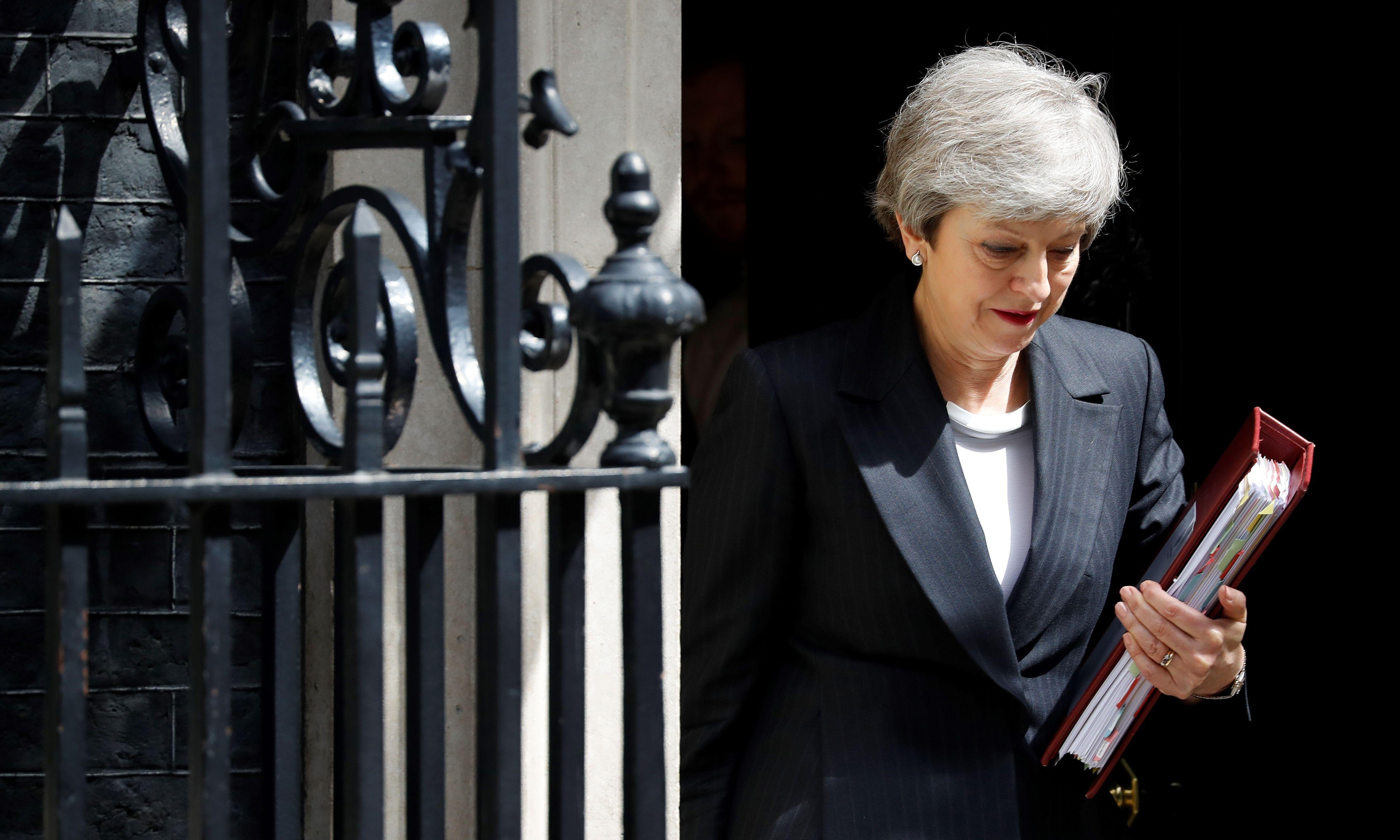 Forget the withdrawal bill – things could now move very quickly for Theresa May