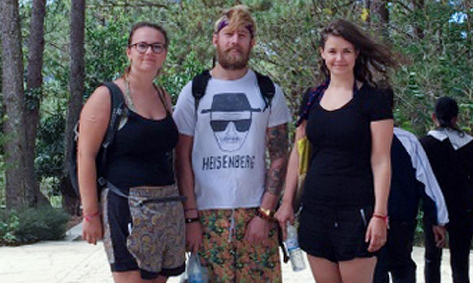 UK trio not properly warned of Vietnam waterfall dangers, coroner rules