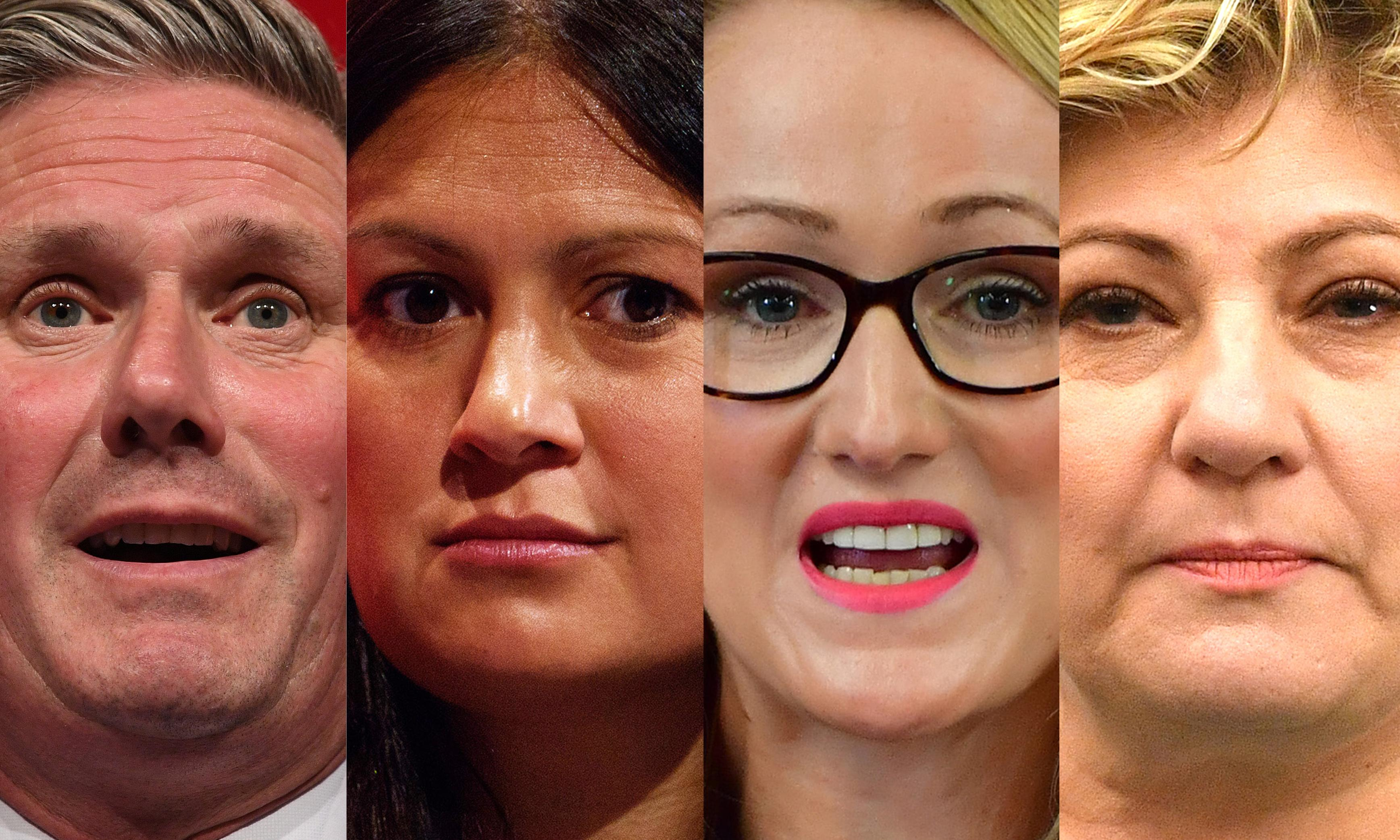 Why should Keir Starmer step aside? His rivals have few feminist credentials