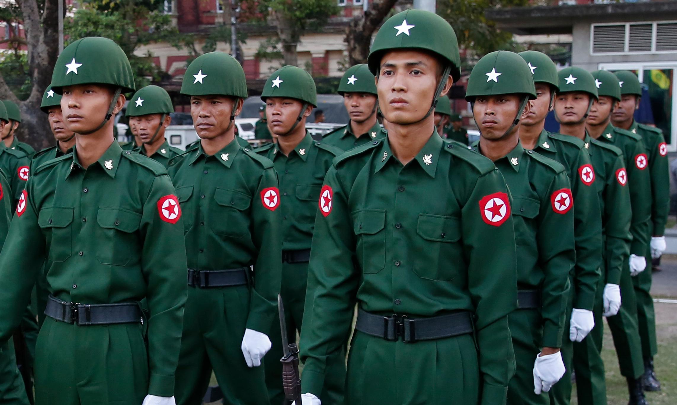 Drinks giant Kirin reviews Myanmar army ties over genocide funding accusations