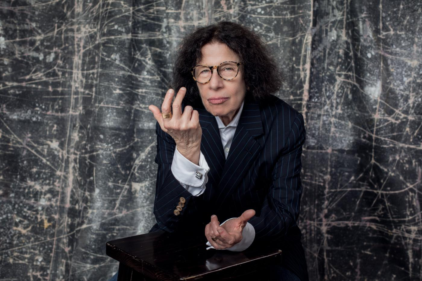 Fran Lebowitz: 'You do not know anyone as stupid as Donald Trump'