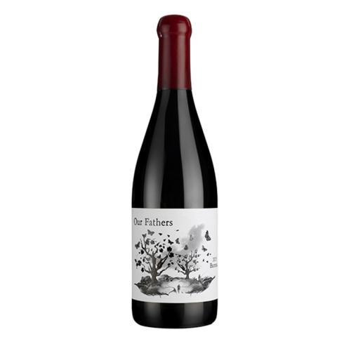 Our Fathers Barossa Shiraz: beautifully crafted Aussie shiraz, and the cost goes to a good cause.