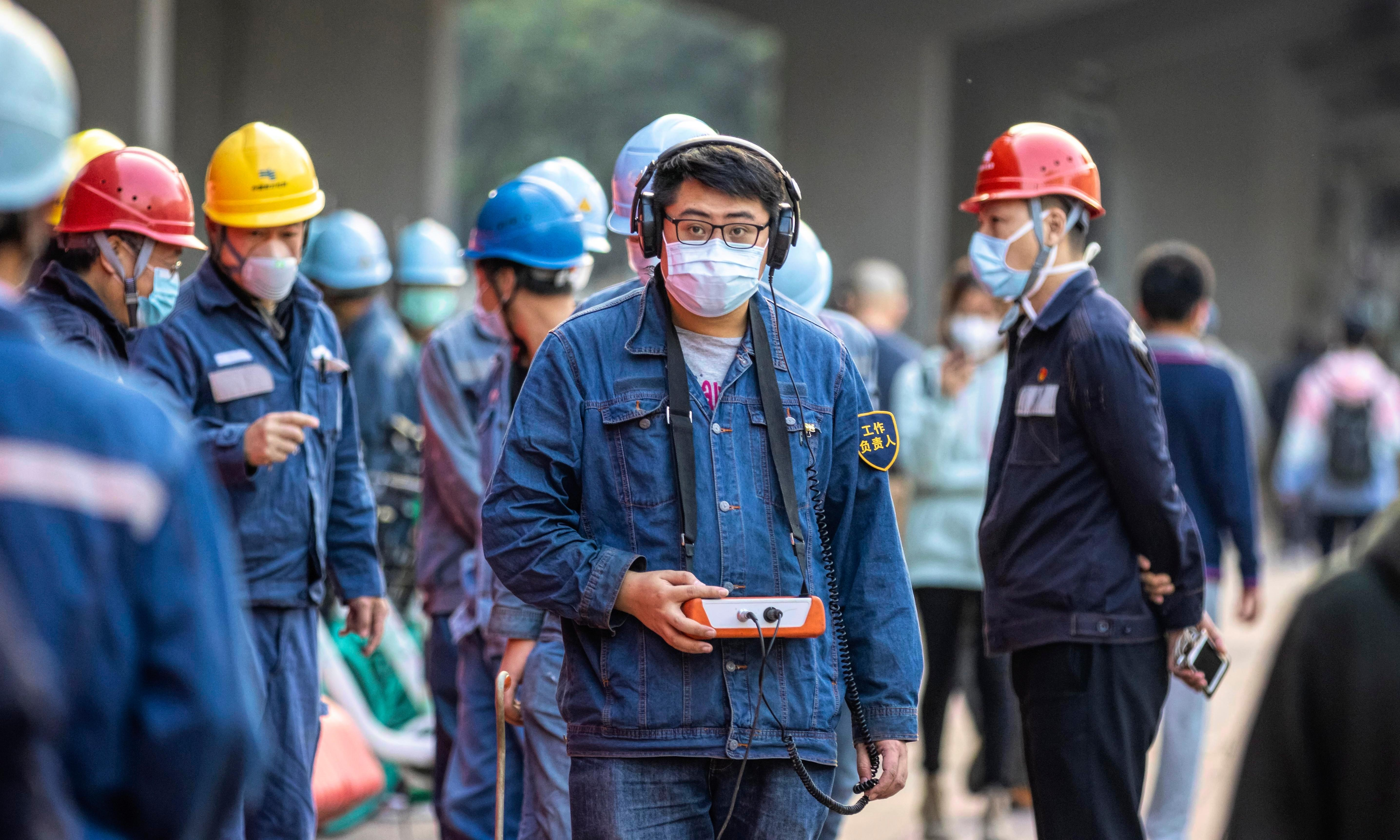 China encourages citizens to return to work as coronavirus hits economy