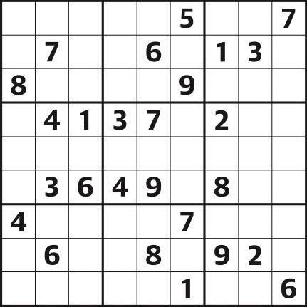 Sudoku 4,679 hard