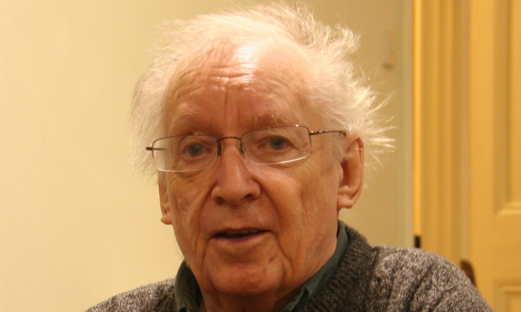 Paul Connerton obituary