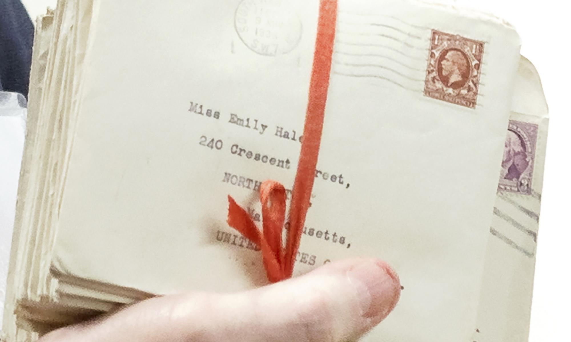 TS Eliot's hidden love letters reveal intense, heartbreaking affair