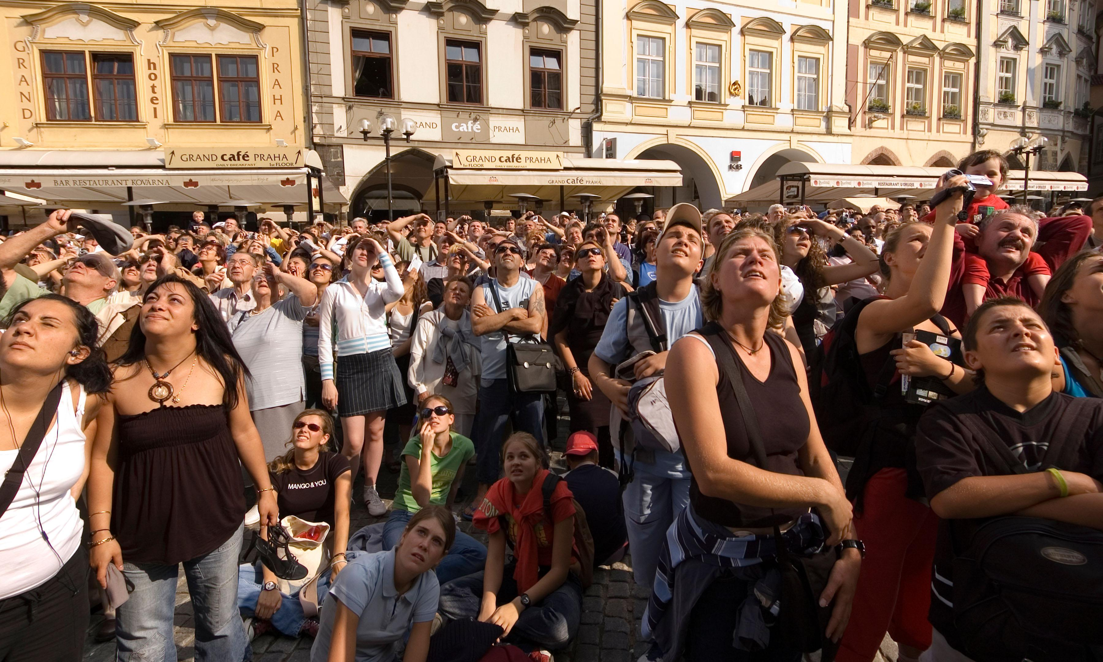 'I'm a stranger in my own city': Prague takes on Airbnb to dam flood of tourists