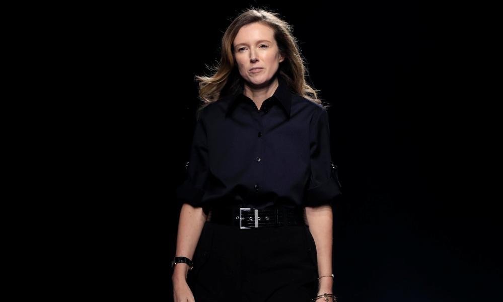 Designer Clare Waight Keller.