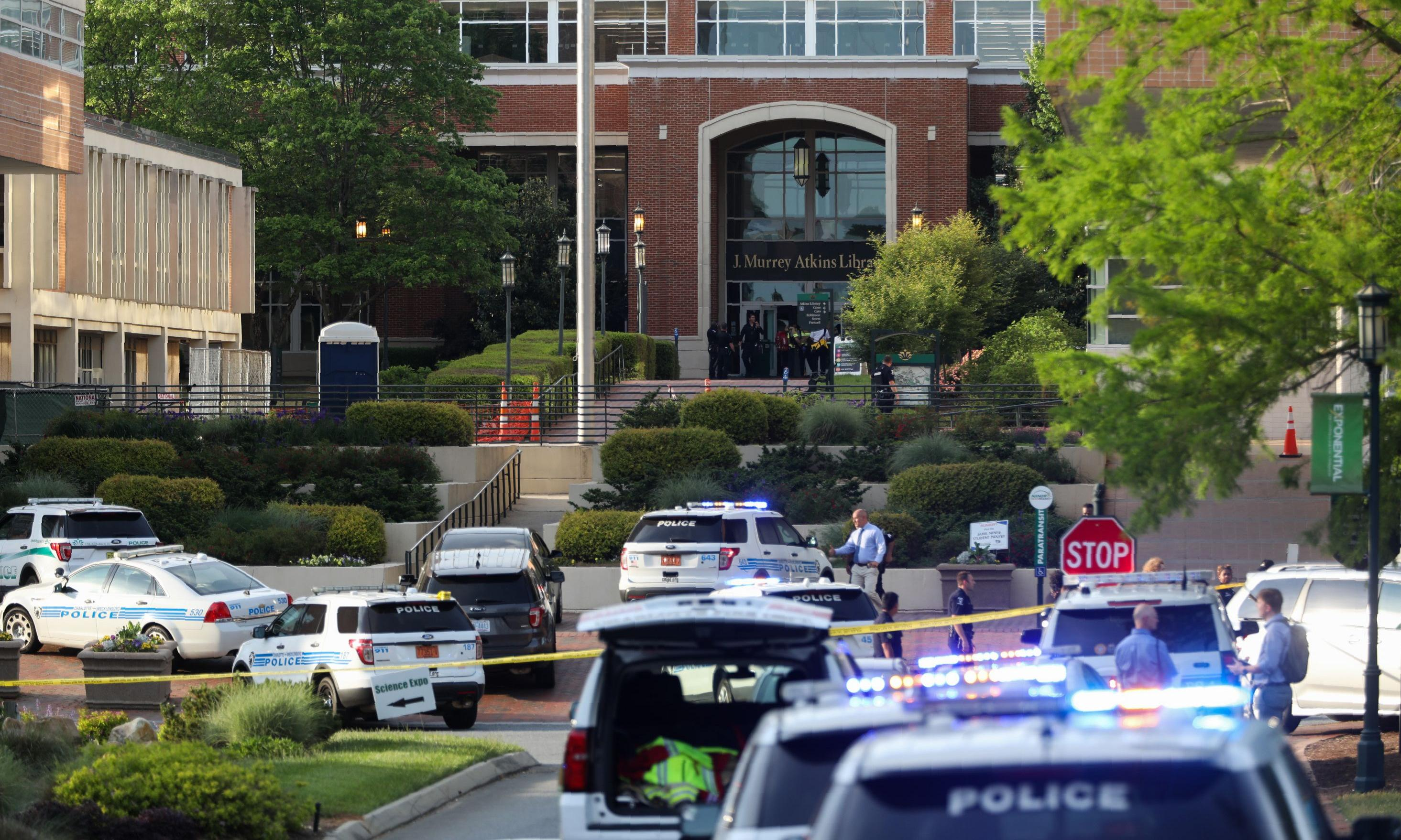 North Carolina university lifts curfew after shooting that killed two