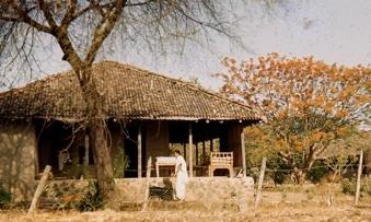 Sunand Prasad childhood home