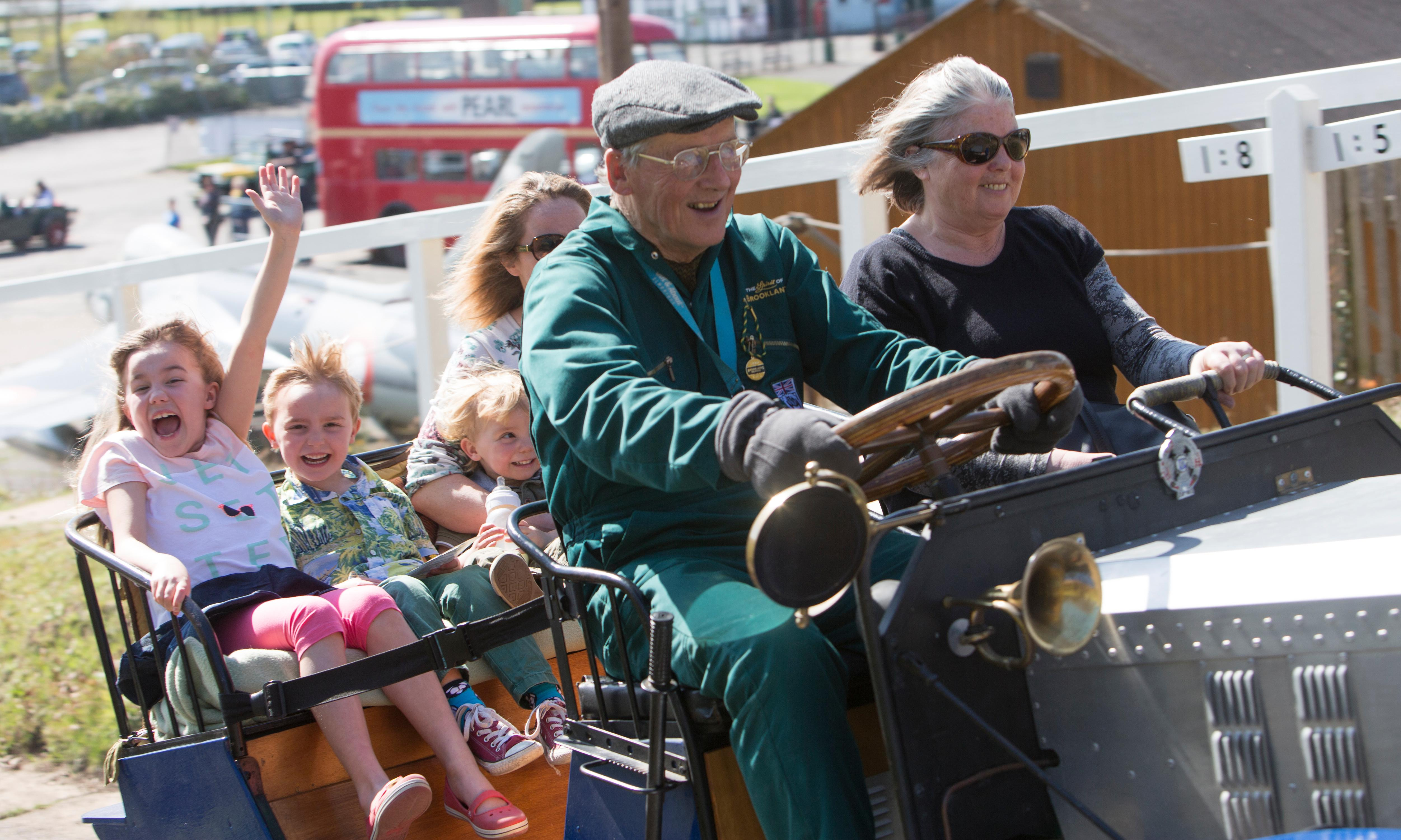 Take the kids to … Brooklands Museum, Weybridge, Surrey