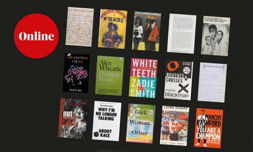 The Black literature timeline explores the history of Black literature and writing in Britain through around 50 texts. (Permissions have been obtained for use of all images)