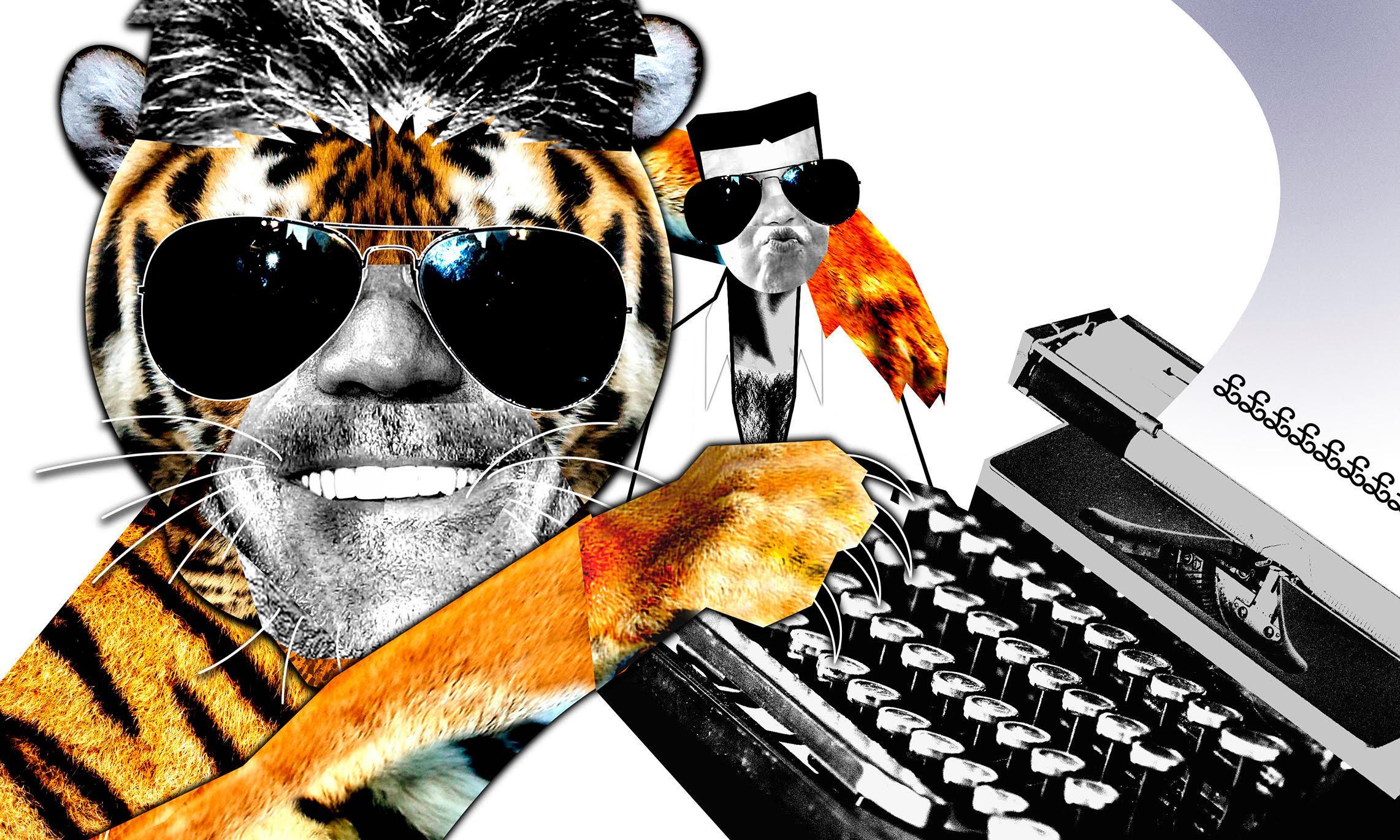 Cowell & Son: meet the literary world's latest sensation