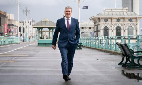 Labour conference: Keir Starmer says winning a general election more important to him than party unity – as it happened