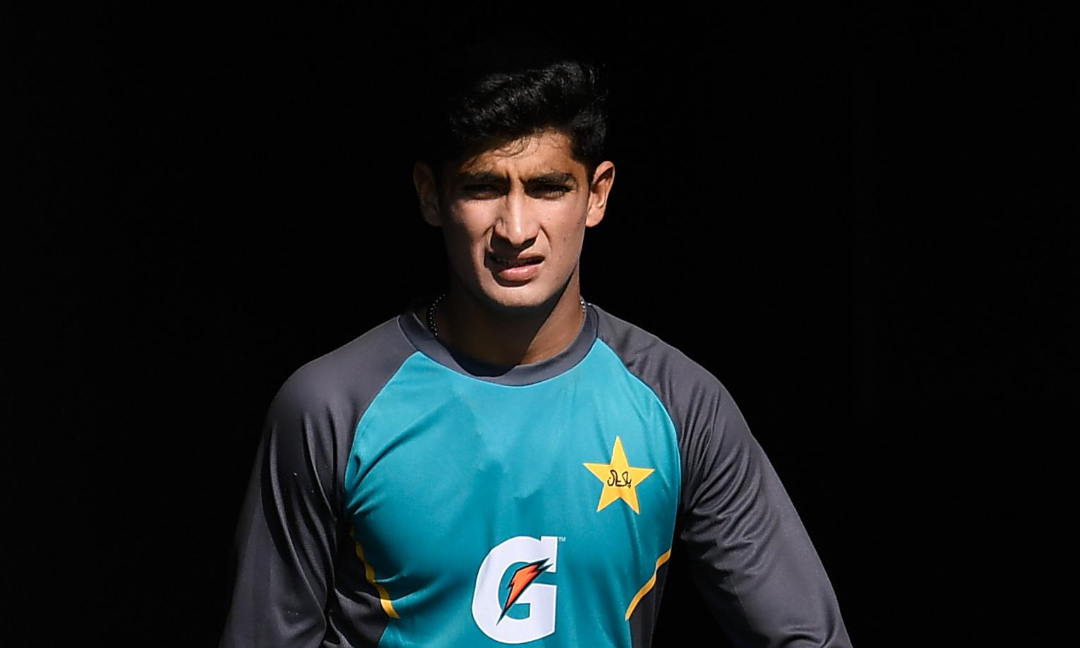 Naseem Shah gets nod to make Pakistan Test debut against Australia at age of 16