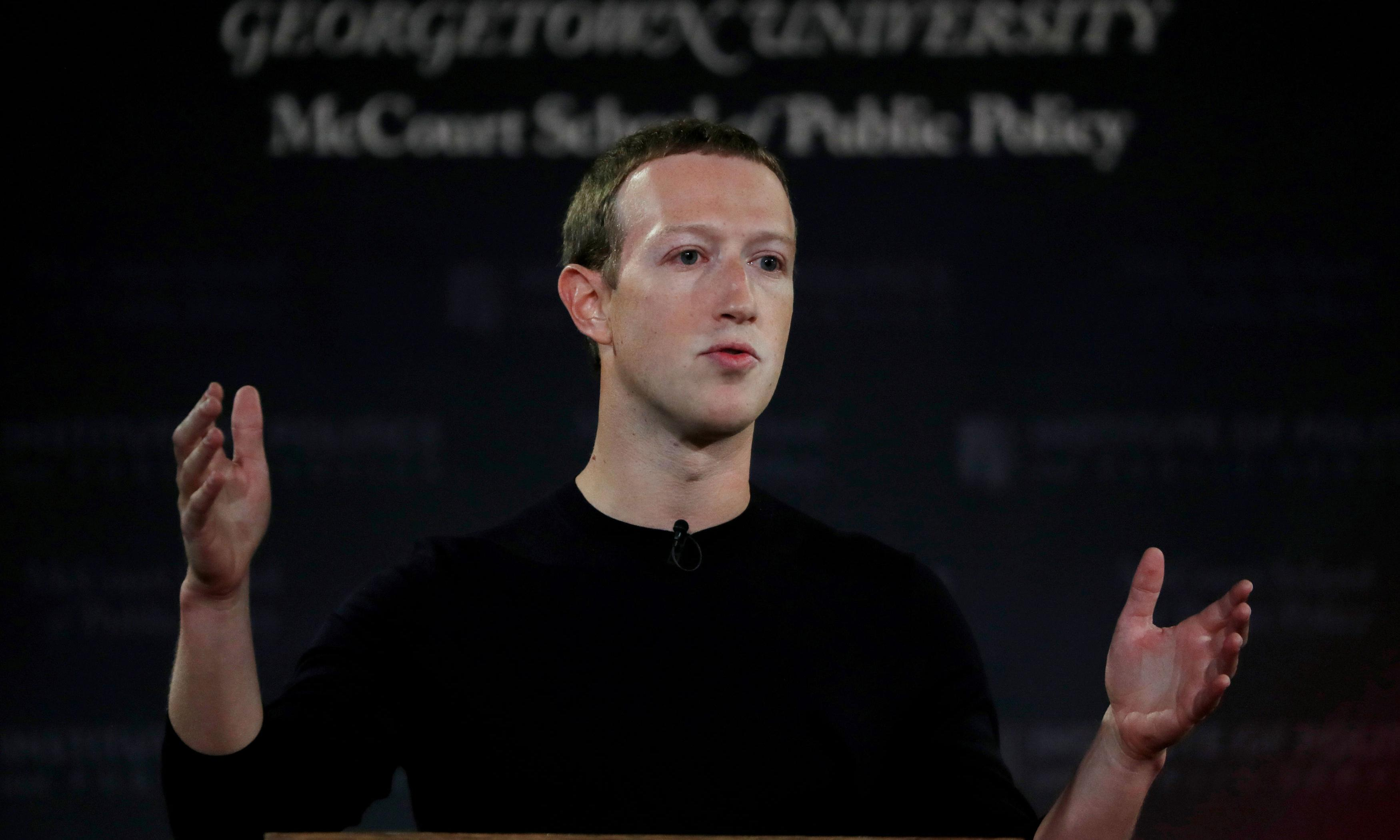 Mark Zuckerberg doesn't understand free speech in the 21st century