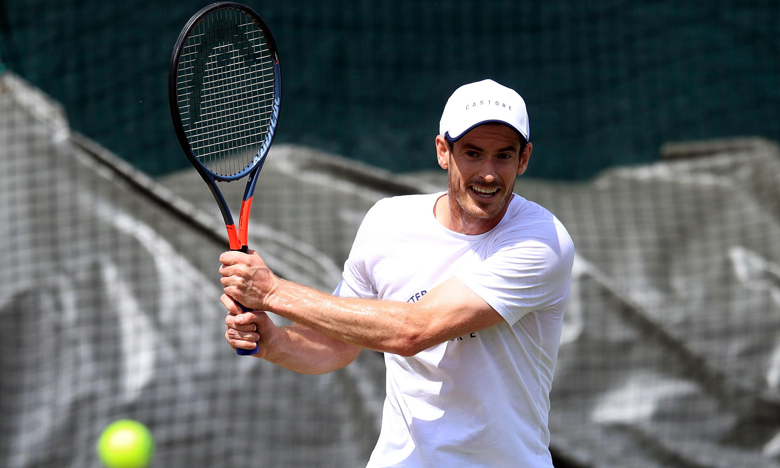 Andy Murray hints at dream doubles partnership with Serena Williams
