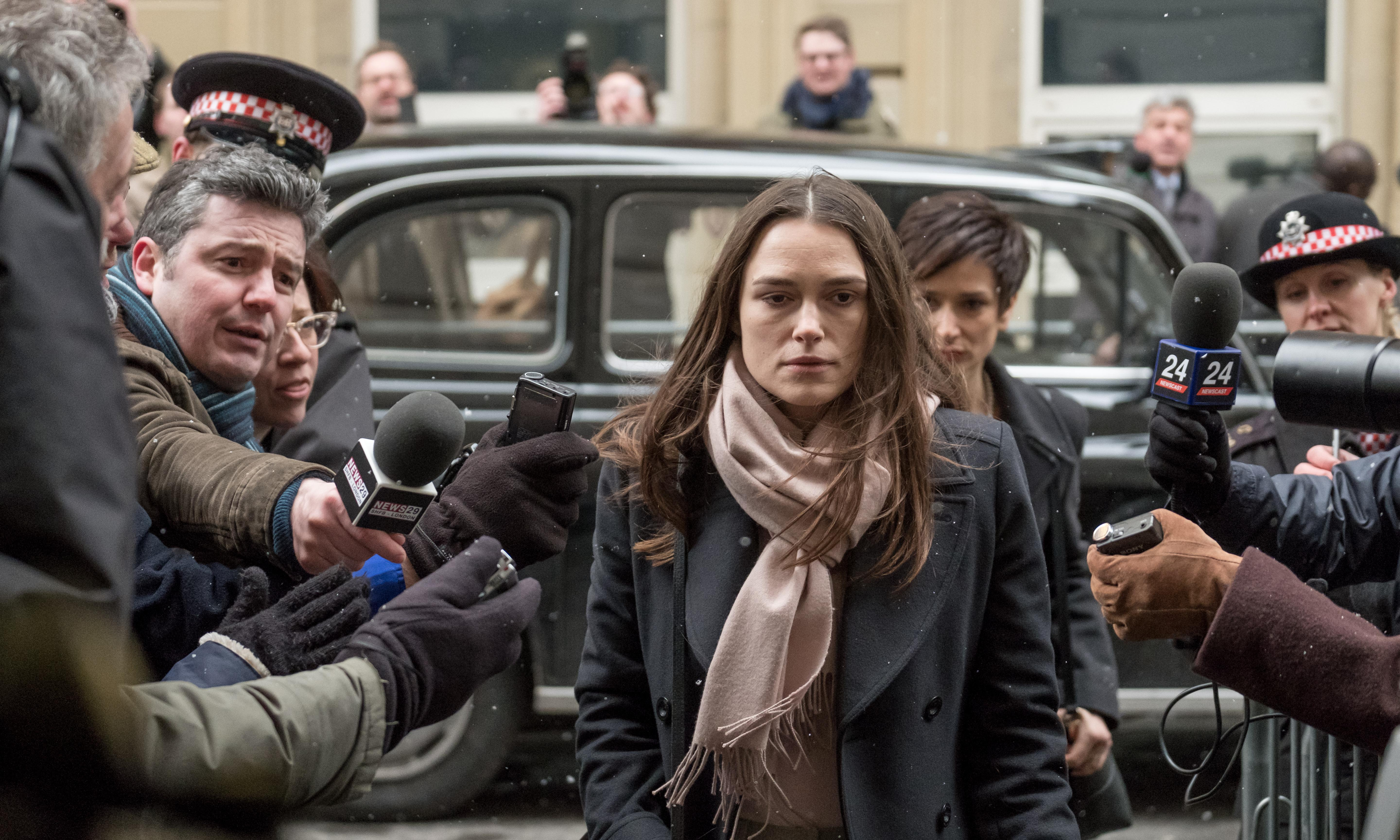 Official Secrets review – Keira Knightley carries whistleblower drama
