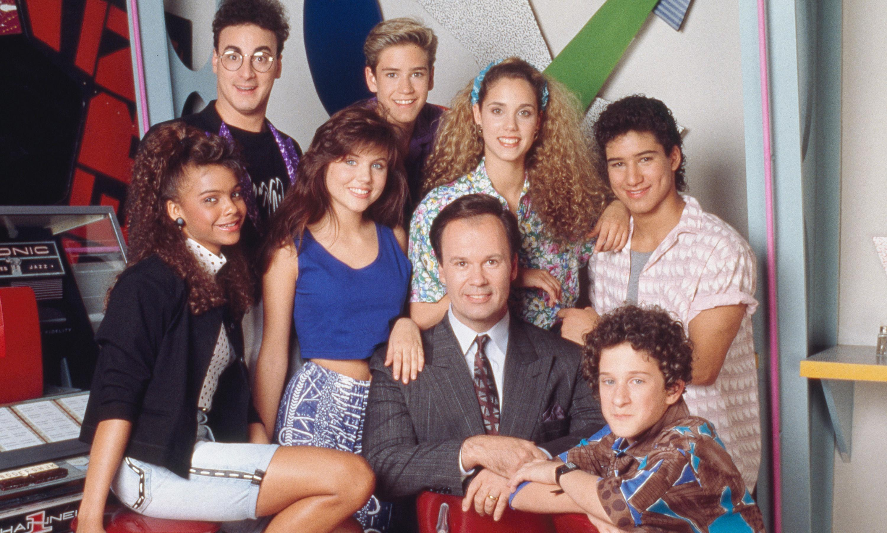 Saved by the Bell: will the revival be 2020's most depressing show?