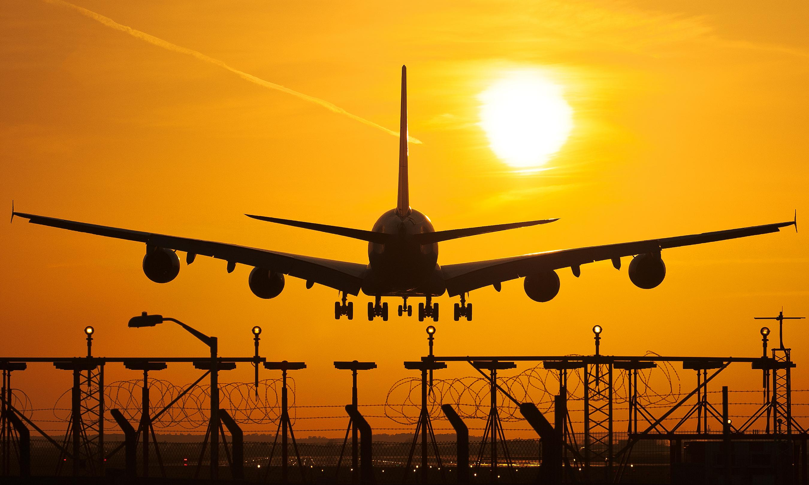 Air travellers may have to pay carbon charge to offset emissions