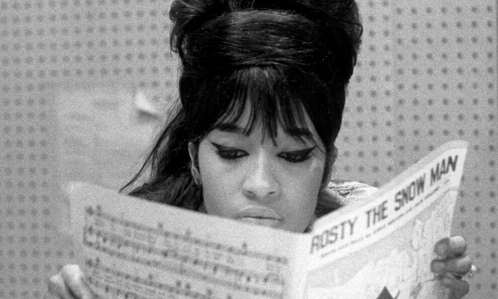 Ronnie Spector: 'I love #MeToo and Time's Up – because men's time is up'