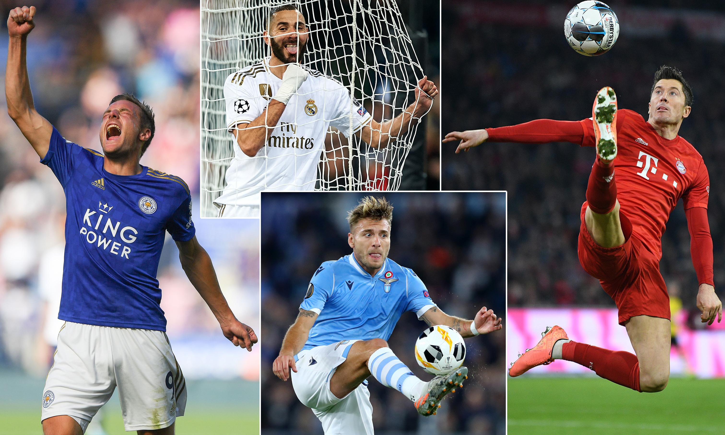 From Vardy to Lewandowski, vintage traditional No 9s are thriving again