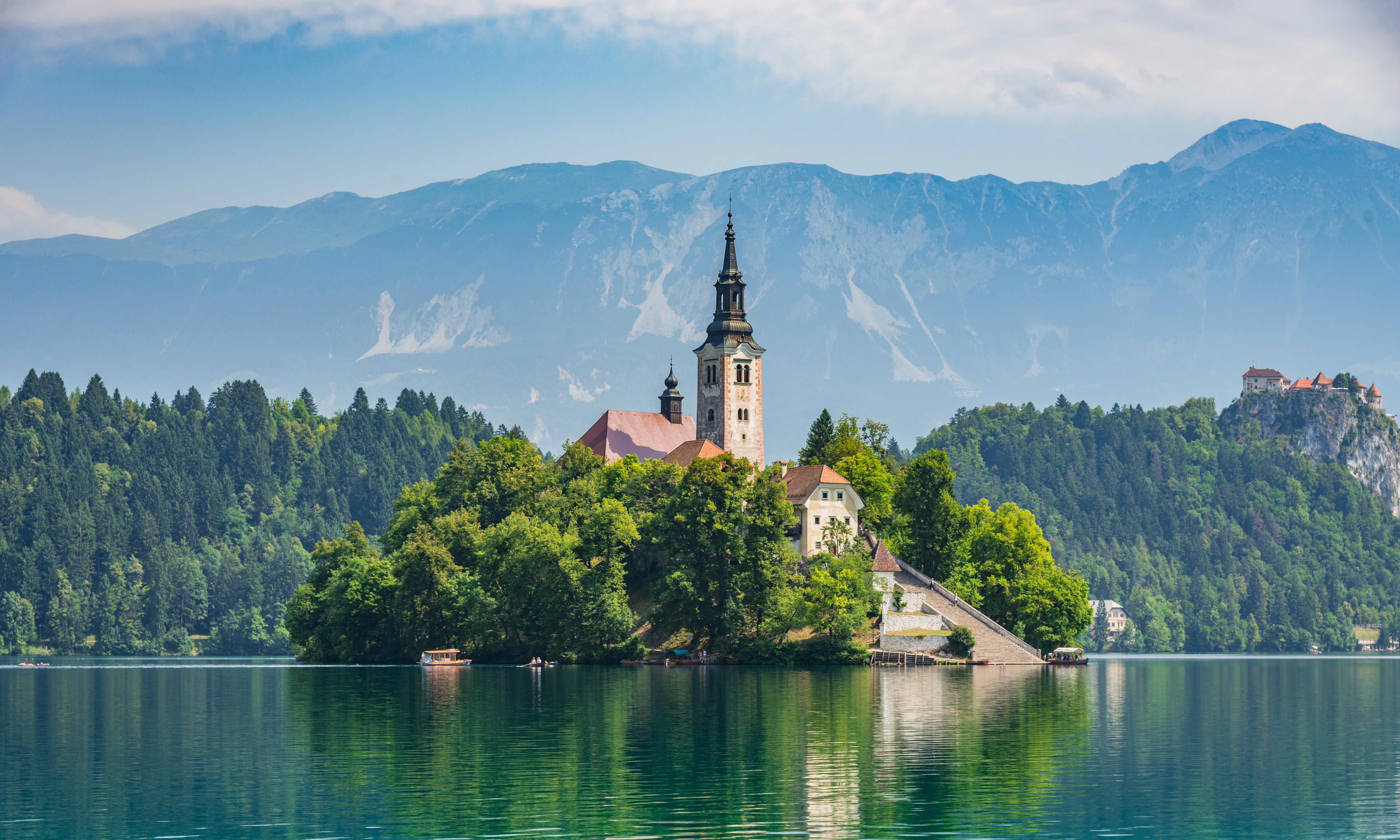 Why I fell in love with Slovenia
