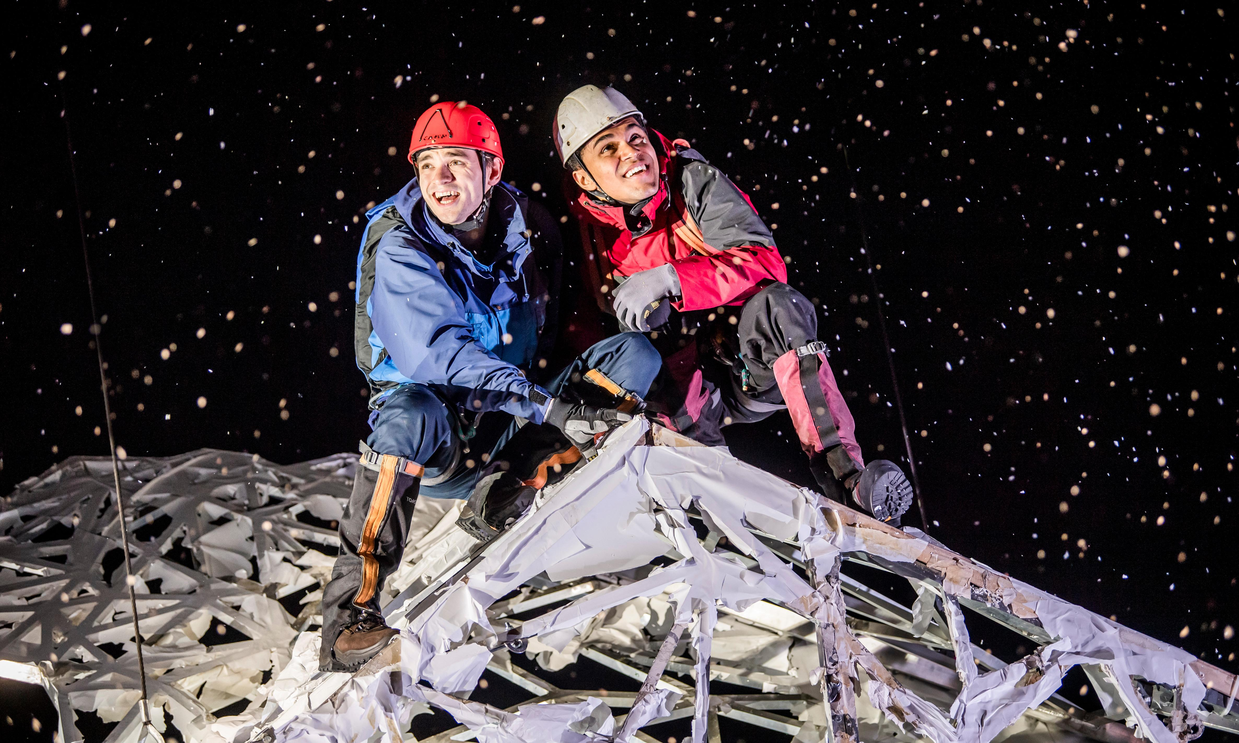 Touching the Void proves anything is possible in the theatre