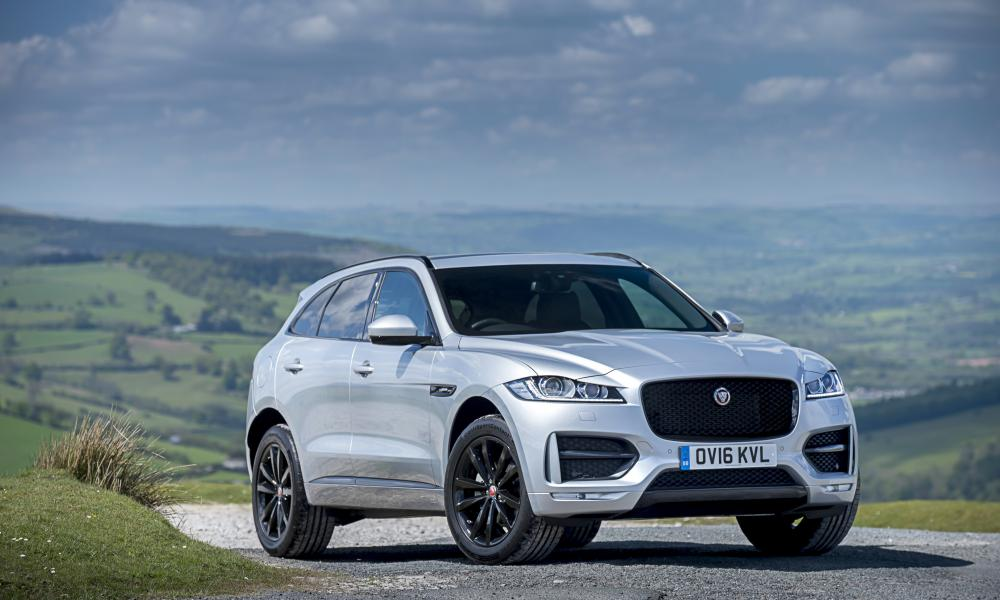 jaguar f pace r sport car review it s outstandingly. Black Bedroom Furniture Sets. Home Design Ideas