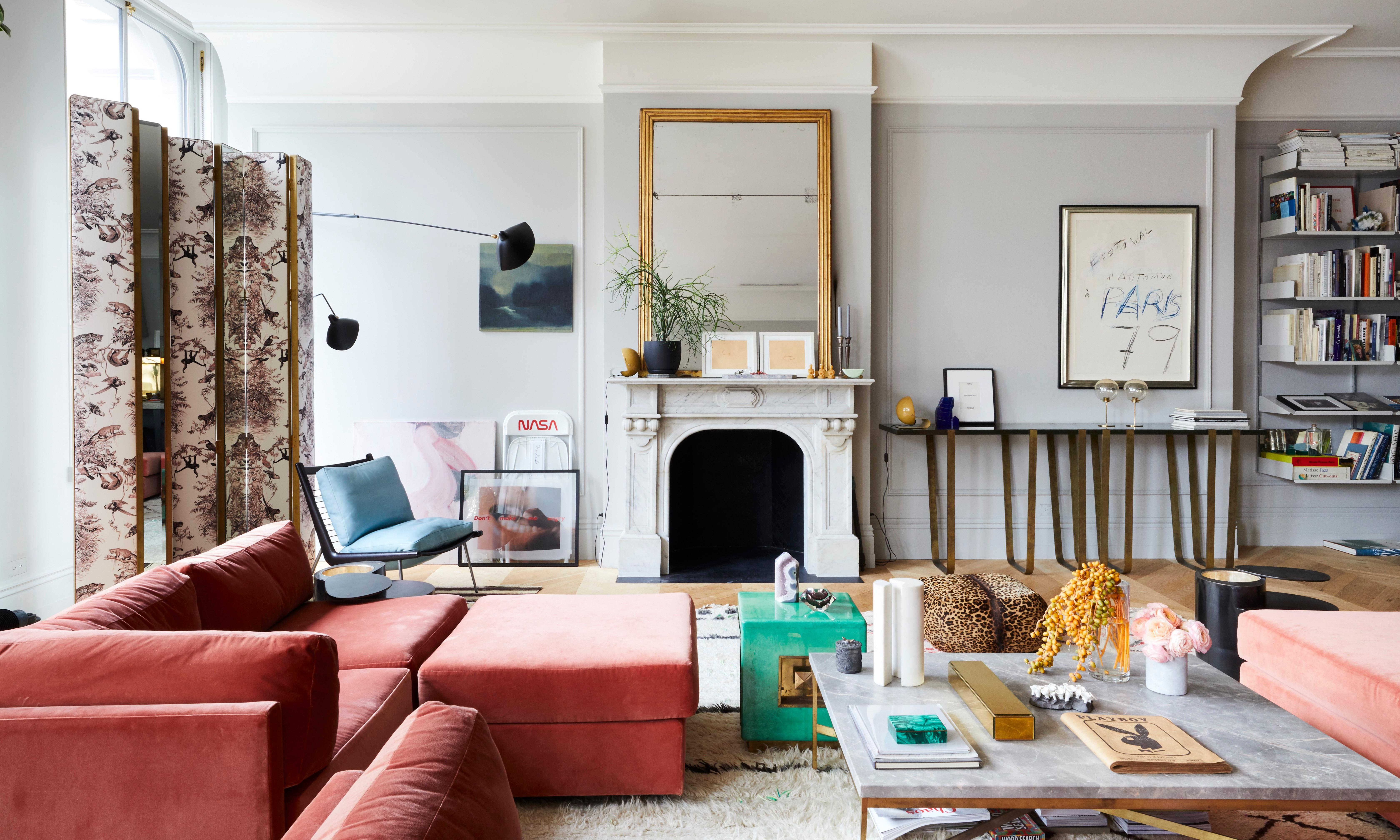 Flaws and effect: Jenna Lyons's 'imperfect' New York loft