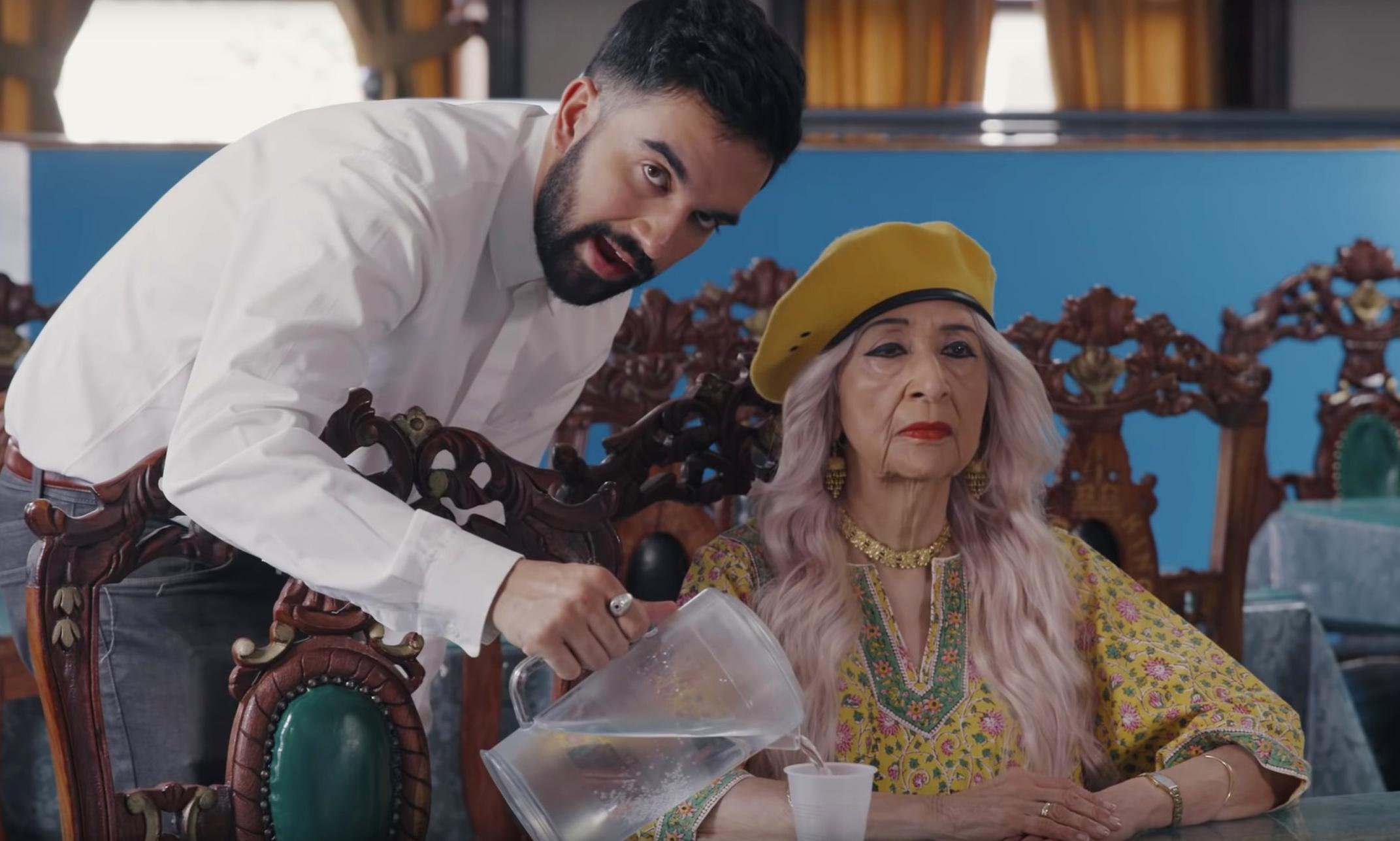 How Mr Cardamom convinced 85-year-old Madhur Jaffrey to swear