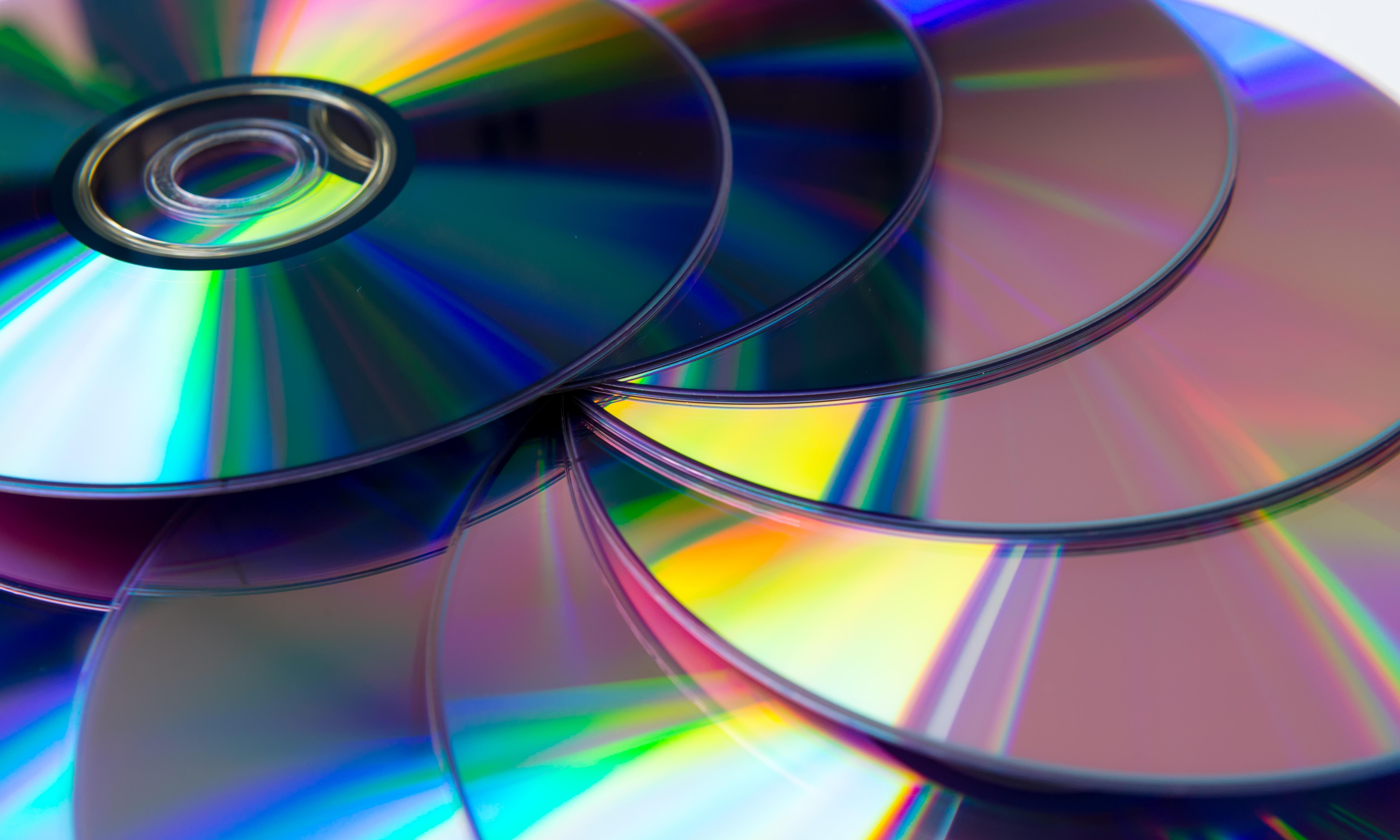How can I copy 1,400 DVDs to a new hard drive?