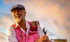Mick Fleetwood.