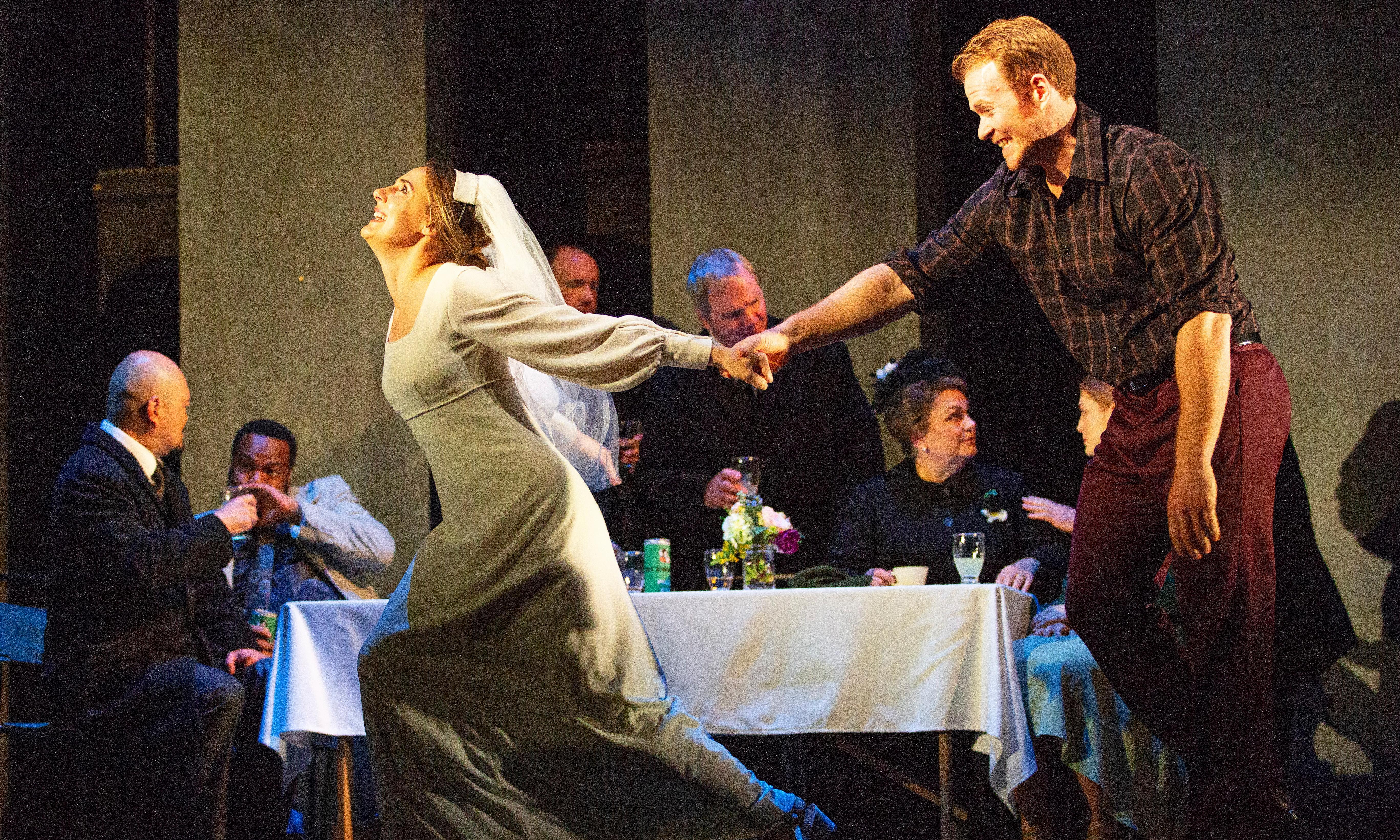 Breaking the Waves review – Von Trier's bleak drama feels lost in translation