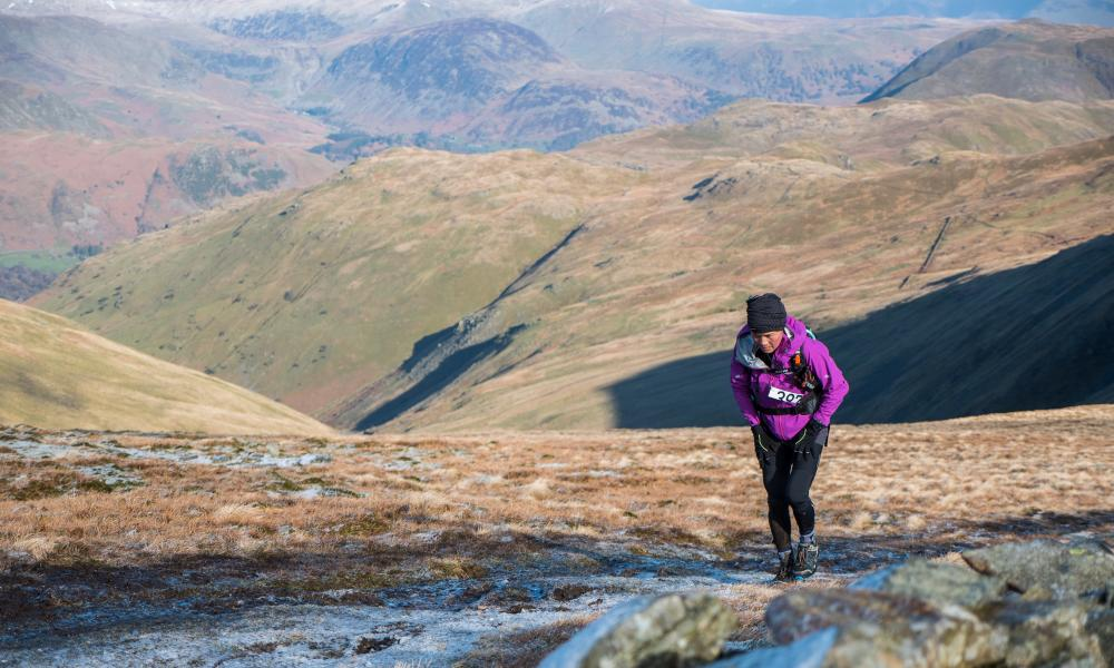 Mountain running training course, Lake District. from nav4adventure@gmail.com