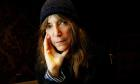 Patti Smith, artist Paris, 01/2011.